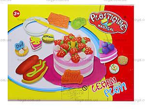 Набор для лепки «Кондитерская», 9144, магазин игрушек