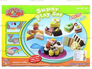 Набор для творчества «Кондитерская», 9191, toys.com.ua