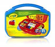 Набор для творчества в удобном синем чемоданчике, 04-2704-1, отзывы