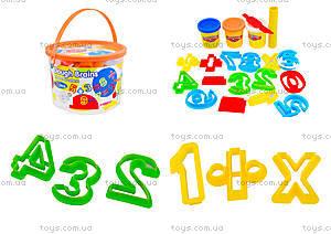 Детский набор для творчества с цифрами , 9148-9150