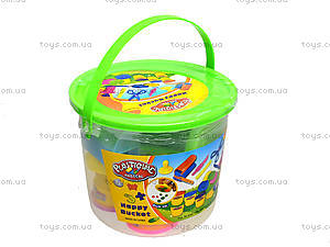 Набор для творчества в ведре Happy Bucket, 9103, фото