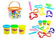 Детский набор для творчества «Зверьки», 9098, купить
