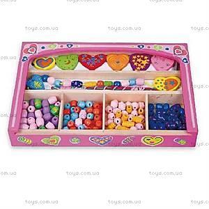 Набор для творчества Viga Toys «Сердечки», 52729