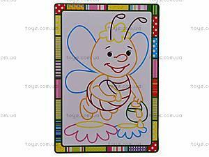 Набор для творчества «Волшебные контуры», VT4402-17..20, игрушки