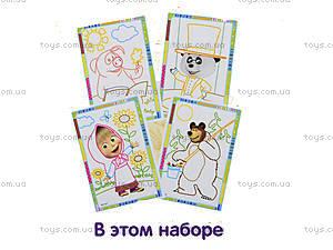 Волшебные контуры «Маша и Медведь», VT4402-3031, купить