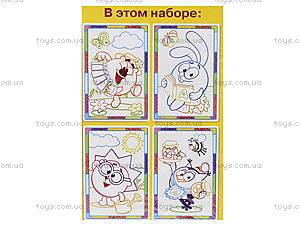 Набор для творчества «Волшебные контуры. Смешарики», VT4402-2324, магазин игрушек