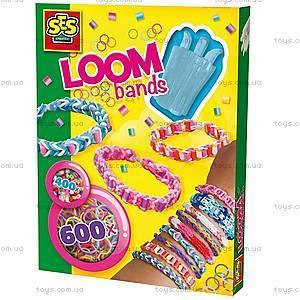 Набор для детского творчества «Волшебные резиночки Loom», 14111S