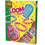 Набор для детского творчества «Волшебные резиночки Loom», 14111S, фото