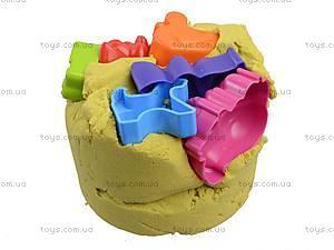 Желтый волшебный песок 1 кг., 372-6, купить