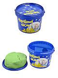 Зеленый волшебный песок 0,5 кг., 312-5