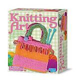 Набор для творчества «Вязание», 00-02753, купить игрушку