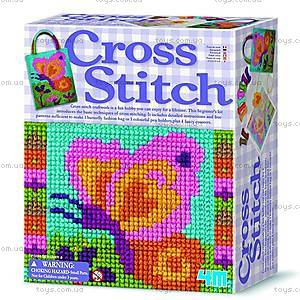 Набор для творчества «Вышивка крестом», 00-02749