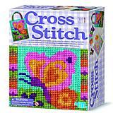 Набор для творчества «Вышивка крестом», 00-02749, отзывы