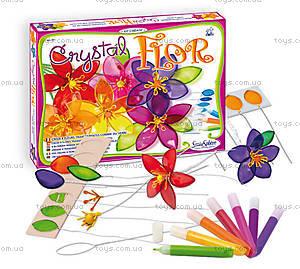Набор для творчества «Витражные  цветы», 951, купить