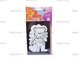 Набор для творчества Winx «Царапки с сюрпризом», SCD-SC512P, toys.com.ua