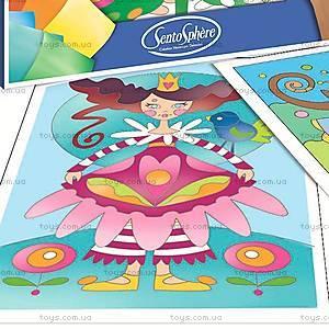 Набор для творчества из фольги «Сказочные принцессы», 3130, купить