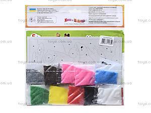 Набор для творчества из песка «Медведь» для детей, 2009-10, фото