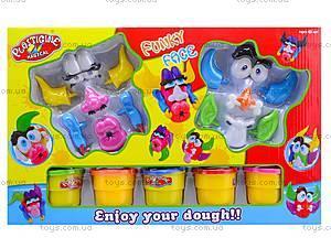 Набор для творчества из пластилина для детей, 9195, отзывы
