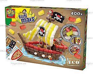 Набор для творчества «Пиратский корабль» серии «Забавная кукуруза», 24975S