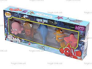 Набор для ванной «Морские животные», 14103, магазин игрушек