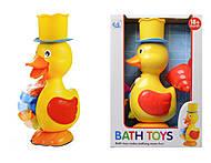 Игрушки дельфин с уточкой для ванной, 33019902