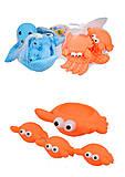 """Игрушки для ванной """"Животные"""", 6327-478"""
