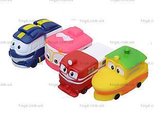 Детский набор для ванной «Robot Trains», CH8804, фото