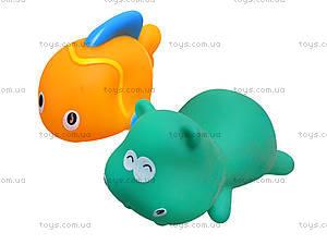 Набор для ванной «Резиновые животные», CQS601-4, купить