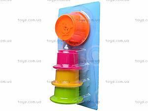 Набор для ванной «Морской конек», 8838, детские игрушки