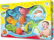 Набор для ванной с сачком «Лови и Брызгай», 57113, детские игрушки