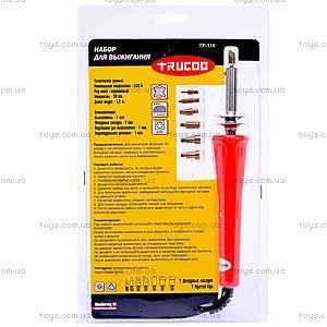 Набор для выжигания с насадками, TP-114, купить
