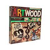 Набор для выпиливания для детей «ARTWOOD: Подставки под чашки», LBZ-01-07, отзывы