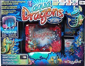 Набор для выращивания Aqua Dragons Deluxe, 4003, игрушки