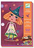Набор для вышивания «Ночные жители», DJ08673, игрушки