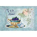 """Набор для вышивания бисером """"Черничный чай"""" , BB2012, магазин игрушек"""