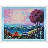 Набор для вышивания «Фантастический пейзаж», F313, фото