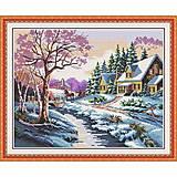 Набор для вышивания «Рождественская сказка», F025, фото
