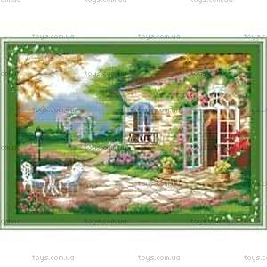 Набор для вышивания «Романтическая веранда», F231