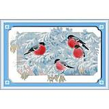 Набор для вышивания «Снегири», D327, купить