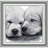 Набор для вышивания «Собачья верность», D182, отзывы