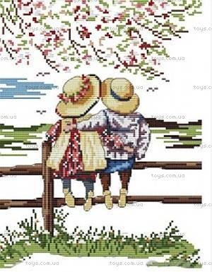 Набор для вышивания «Всегда вместе», K253