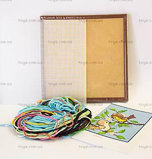 Вышивание для девочек «Птички на ветке», 33598, купить