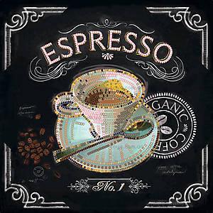 Набор для вышивки бисером «Эспрессо», ВБ 2017