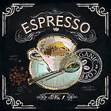 Набор для вышивки бисером «Эспрессо», ВБ 2017, купить