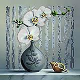 Набор для вышивки бисером «Орхидея», ВБ 1007, купить