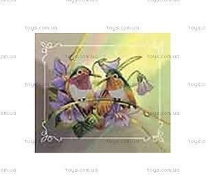 Набор для вышивки бисером «Пара птиц», ВБ 2002
