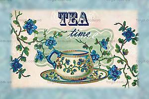 Набор для вышивки бисером «Время чая», ВБ 2013