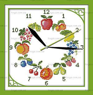 Набор для вышивки «Часы. Фрукты», G198