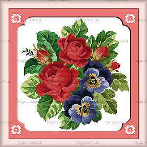 Набор для вышивки «Цветочная фантазия», H096