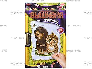 Набор для вышивки крестиком «Настенное панно», , детские игрушки